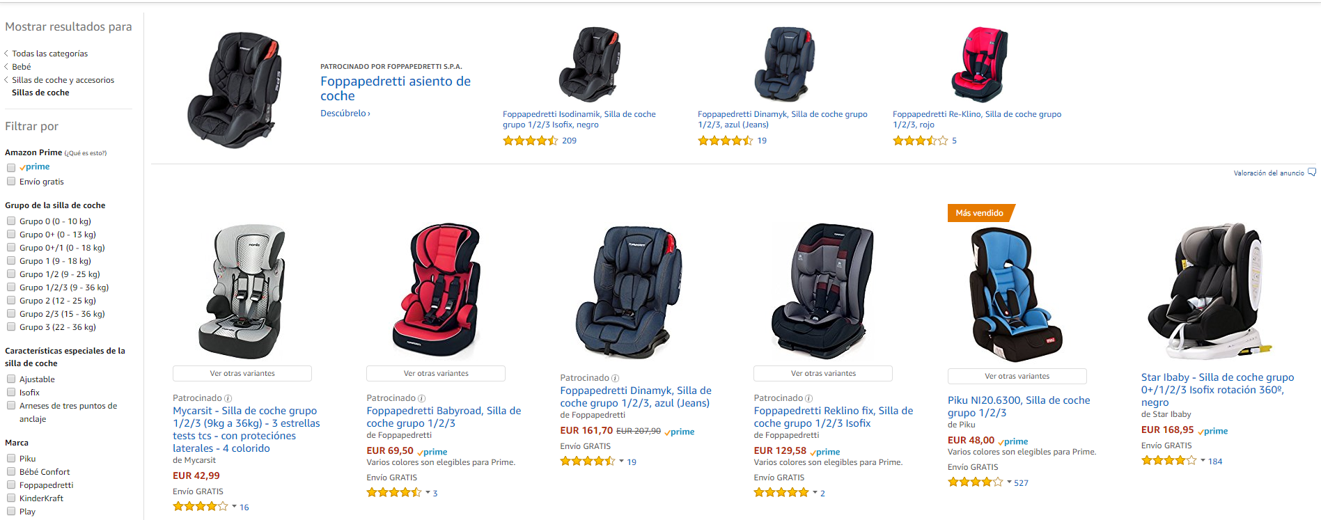 Produits Sponsorisés Amazon