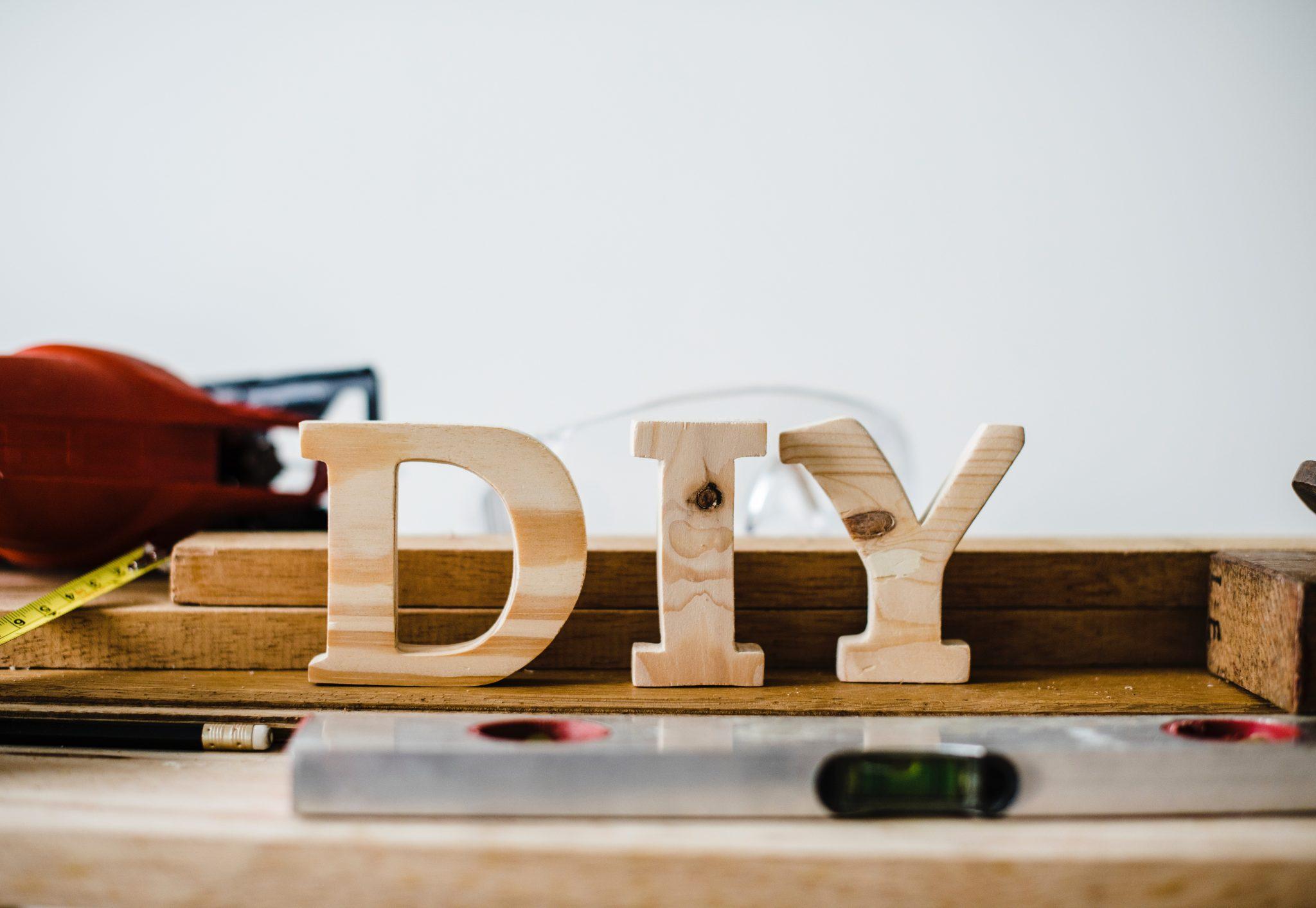 DIY LETTERS
