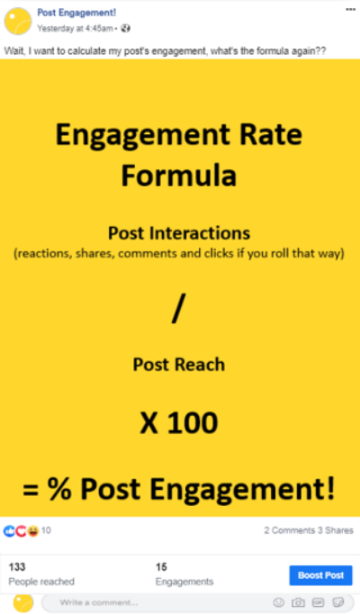 Cómo Calcular El Engagement De Tus Publicaciones En Redes Sociales All Around
